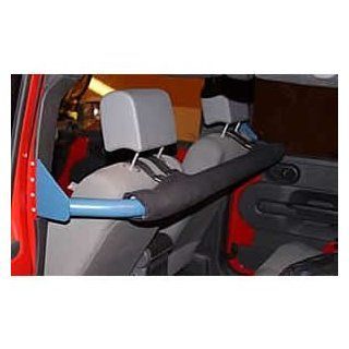 Front Seat Harness Bar Padding For 2007 11 Jeep Wrangler 4 Door With Ultimate Sports Cage Automotive