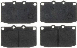 ACDelco 17D463 Professional Durastop Organic Front Disc Brake Pad Kit Automotive