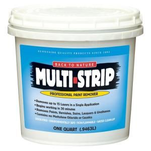 MULTI STRIP Enviromentally Safe Paint Remover 65732