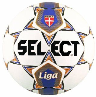 SELECT 02 449 Liga Soccer Ball  Sports & Outdoors