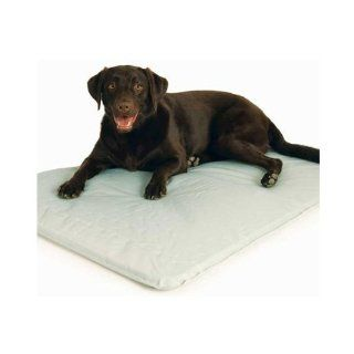 K H Thermoregulating indoor or outdoors use dog, cat, pet, dog Cooling Bed III   Large / Original Gray  Pet Beds