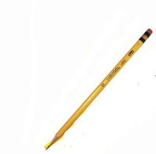 Mongol 482 #3 Writing Pencil Yellow Body. 36 Each  Wood Lead Pencils