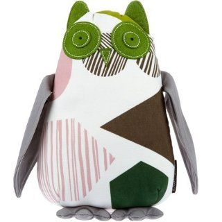 DwellStudio Stuffed Animal Plush Toy, Owl  Dwell Owl  Baby