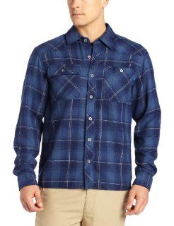 Outdoor Research Men's Feedback Flannel Shirt  Button Down Shirts  Sports & Outdoors