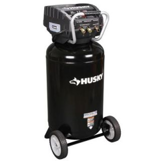 Husky 33 Gal. Portable Electric Air Compressor DISCONTINUED F3S33VWD