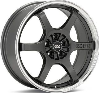 "Enkei SR6  Performance Series Wheel, Gunmetal (16x7""   5x114.3/5x4.5, 45mm Offset) One Wheel/Rim Automotive"