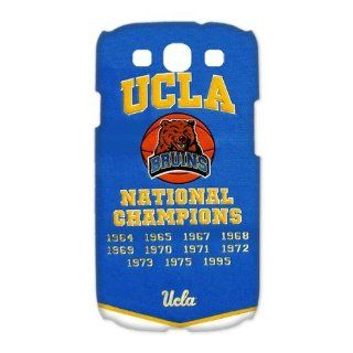 NCAA Ucla Bruins Champions Banner Cases Cover for Samsung Galaxy S3 I9300 Cell Phones & Accessories
