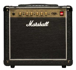 "Marshall DSL5C 1x10"" 5 Watt 2 Channel Tube Combo Musical Instruments"