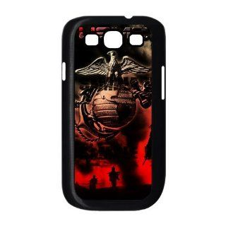 FashionFollower Design US Marine Corps Samsung Galaxy S3 Hard Cover Protective Back Fits Case SamsungWN101704 Cell Phones & Accessories