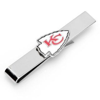 NFL Kansas City Chiefs Tie Bar  Sports Related Collectibles  Sports & Outdoors