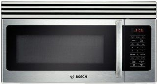 Bosch  HMV3051U 1.6 cu. ft. 300 Series Over the Range Microwave   Stainless Steel Kitchen & Dining
