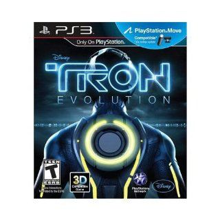 New Disney Interactive Tron Evolution Action/Adventure Game Complete Product Standard Playstation 3 Video Games