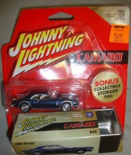 1968 RS/SS Camaro Johnny Lightning Playing Mantis Pro Collector Series Die Cast Metal Car Vehicle Toys & Games