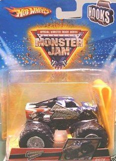 Hot Wheels Monster Jam 2009 Freedom Force # 64/75 HOOKS Series. 164 Scale. Toys & Games