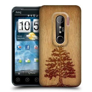 Head Case Designs Tree Wood Art Hard Back Case Cover for HTC EVO 3D Cell Phones & Accessories