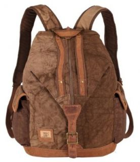 TSD Heavy Duty Backpack H129814   Khaki Clothing