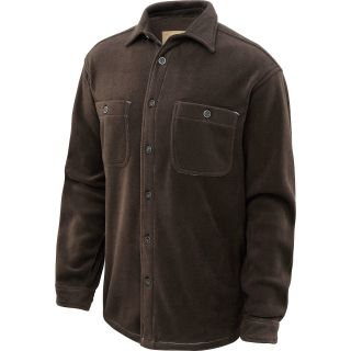 DAKOTA GRIZZLY Mens Logan Long Sleeve Shirt   Size Large, Java