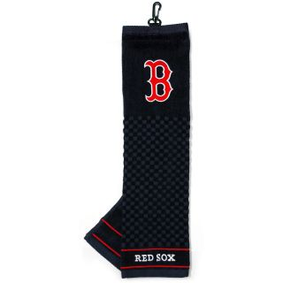 Team Golf MLB Boston Red Sox Embroidered Towel (637556953100)