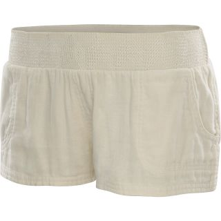 RIP CURL Womens Whisper Shorts   Size Large, White Cap