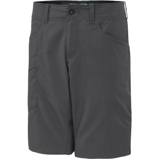 MOUNTAIN HARDWEAR Mens Mesa V2 Shorts   Size 32, Shark