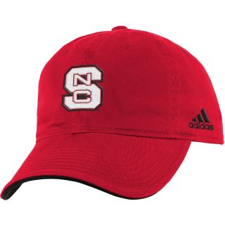 adidas Youth North Carolina State Wolfpack Basic Slouch Adjustable Cap   Size