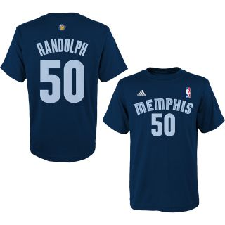 adidas Youth Memphis Grizzlies Zach Randolph Game Time Name And Number Short