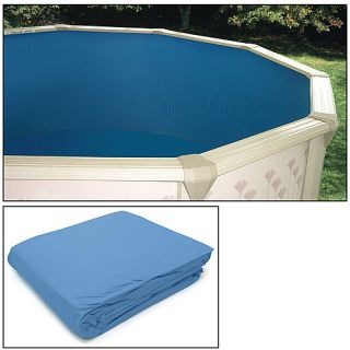 Heritage Pools Replacement Round Pool Liner   Size x (LN 3048JCP)