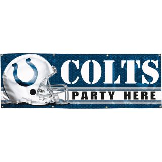 Wincraft Indianapolis Colts 2X6 Vinyl Banner (37608071)
