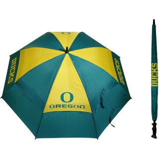 Team Golf University of Oregon Ducks Double Canopy Golf Umbrella (637556444691)