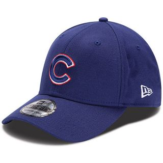NEW ERA Mens Chicago Cubs 39THIRTY Team Tonal Reverse Alternate Logo Fitted