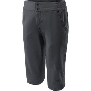 MOUNTAIN HARDWEAR Womens Petrina Capris   Size Large, Graphite