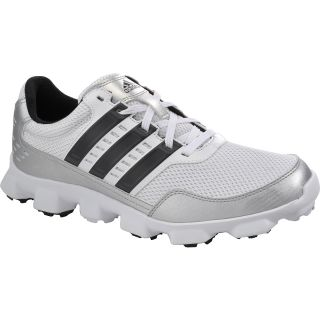 adidas Mens Crossflex Sport Golf Shoes   Size 11.5, White/black