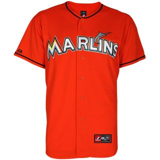 MAJESTIC ATHLETIC Youth Miami Marlins Giancarlo Stanton Replica Alternate