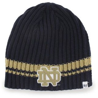 47 BRAND Mens Notre Dame Fighting Irish Ontario Striped Knit Hat