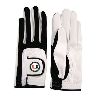Team Golf University of Miami Hurricanes Golf Glove Left Hand (637556471192)