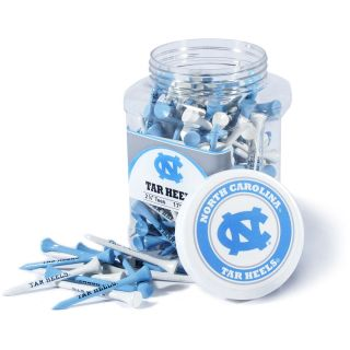 Team Golf University of North Carolina Tar Heels 175 Count Imprinted Tee Jar