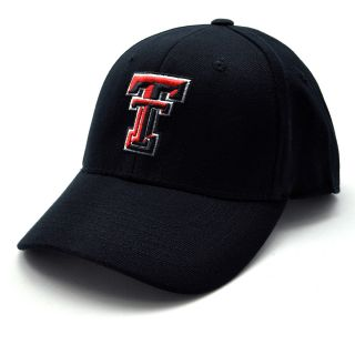 Top of the World Premium Collection Texas Tech Red Raiders One Fit Hat   Size