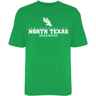 T SHIRT INTERNATIONAL Mens North Texas Mean Green Reload Short Sleeve T Shirt