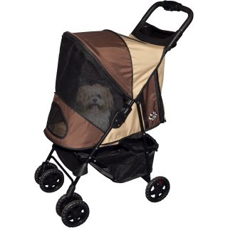 Pet Gear Happy Trails Dog Stroller (PG8100SA)