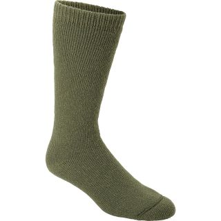 WIGWAM Snow Day Ski Socks   Size Large, Olive
