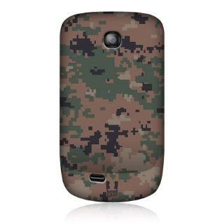 Head Case Designs Marpat Woodland Military Camouflage Hard Back Case Cover For Samsung Galaxy Mini S5570 Cell Phones & Accessories