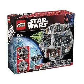 Toy / Game Ultimate Lego Star Wars Death Stars (10188)   Minifigure Scale Scenes, Moving Parts And Characters Toys & Games