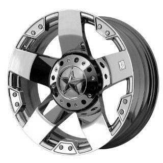 "KMC Wheels XD Series Rockstar XD775 Chrome Wheel (20x8.5""/6x135mm) Automotive"