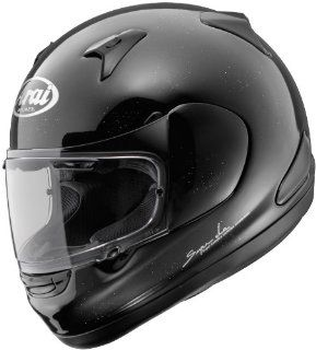 Arai Helmets Signet Q Solid Helmet , Distinct Name Diamond Black, Primary Color Black, Helmet Type Full face Helmets, Helmet Category Street, Size XS, Gender Mens/Unisex 817360 Automotive