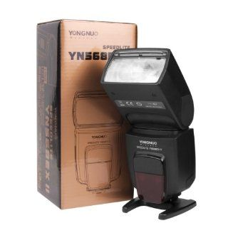 Yongnuo YN 568EX II Master Flash TTL HSS for Speedlite Canon 1Dx, 1Ds series, 1D series, 5DIII, 5DII, 5D, 6D, 7D, 650D/T4i, 600D/T3i, 550D/T2i, 500D/T1i, 450D/Xsi, 400D/Xti, 1100D, 1000D, 60D, 50D, 40D LF246  On Camera Shoe Mount Flashes  Camera & Ph