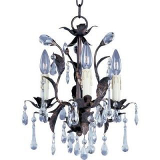Illumine Infinite 3 Light Oil Rubbed Bronze Mini Chandelier HD MA48737223