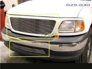 97 98 Ford F150 2WD Billet Grille Combo Automotive