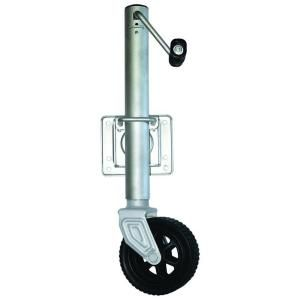 1000 lb. Swing Away Trailer Jack with 6 in. Wheel BR59931