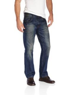 Company 81 Men's Premium Jean, Vintage Blue, 32x30 at  Men�s Clothing store