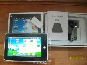 7 Inch iRobot Style Smart Pad Android  Tablet Computers  Computers & Accessories